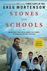 Stones Into Schools: Promoting Peace with Books, Not Bombs, in Afghanistan and Pakistan by Mike Bryan, Greg Mortenson (Hardback)
