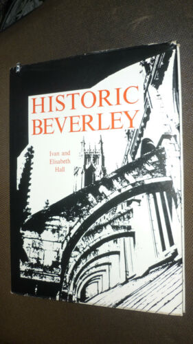 1 of 1 - HISTORIC BEVERLEY YORKSHIRE ARCHITECTURE VGC