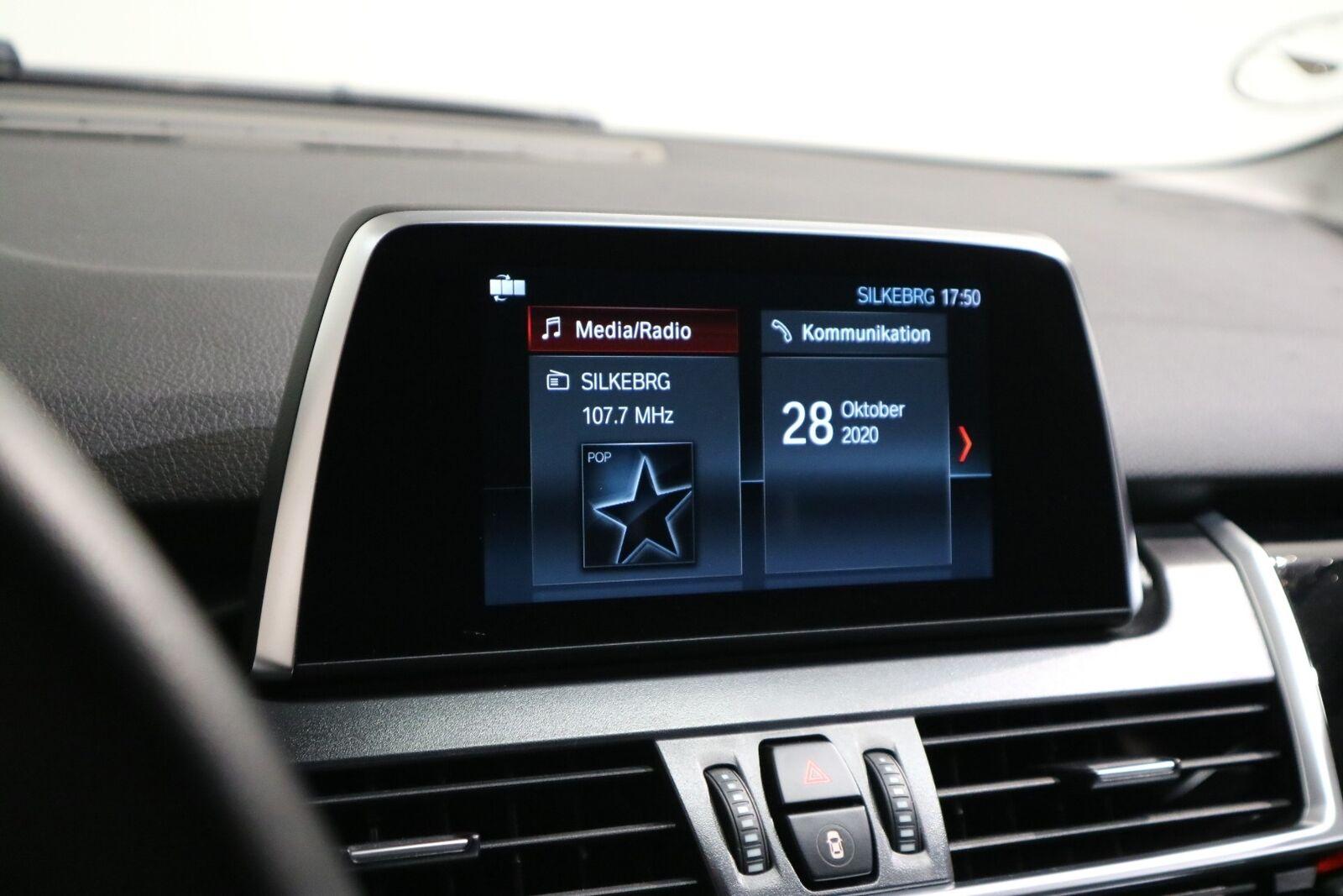 BMW 216i 1,5 Gran Tourer Sport Line 7prs - billede 5