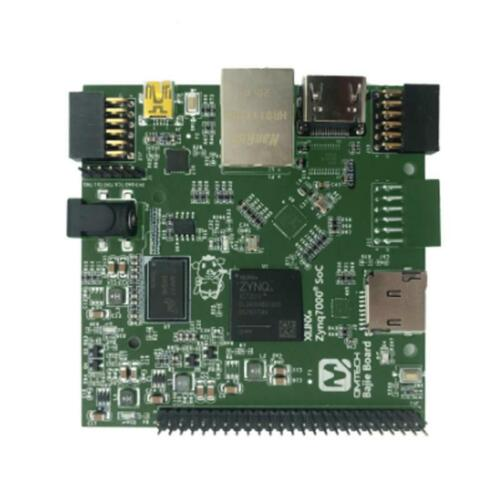 black//green Zynq 7000 development board