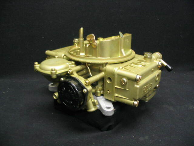 1964 - 1965 CORVETTE 327 350 &365 HP 2818-1 HOLLEY CARB SHOW RESTORED