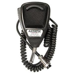 ASTATIC 636L CB / Ham Radio Microphone 4 pin 636 L Mic AUTHORIZED Astatic Dealer