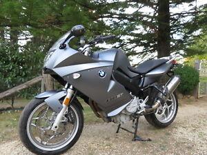 TRIM-PANEL-FAIRING-TOP-L-BMW-F800ST-PART-46637691387-COLOUR-986-GRAPHITAN-MET