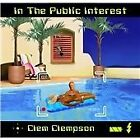 "Dave ""Clem"" Clempson - In the Public Interest (2013)"