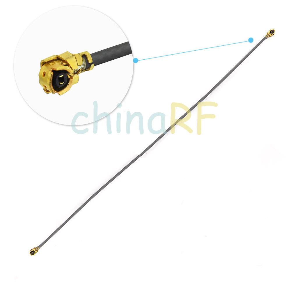 100 un. Cable Pigtail U. FL A U. fl Ipx Cable 1.13 10cm Para Antena Inalámbrica Drone