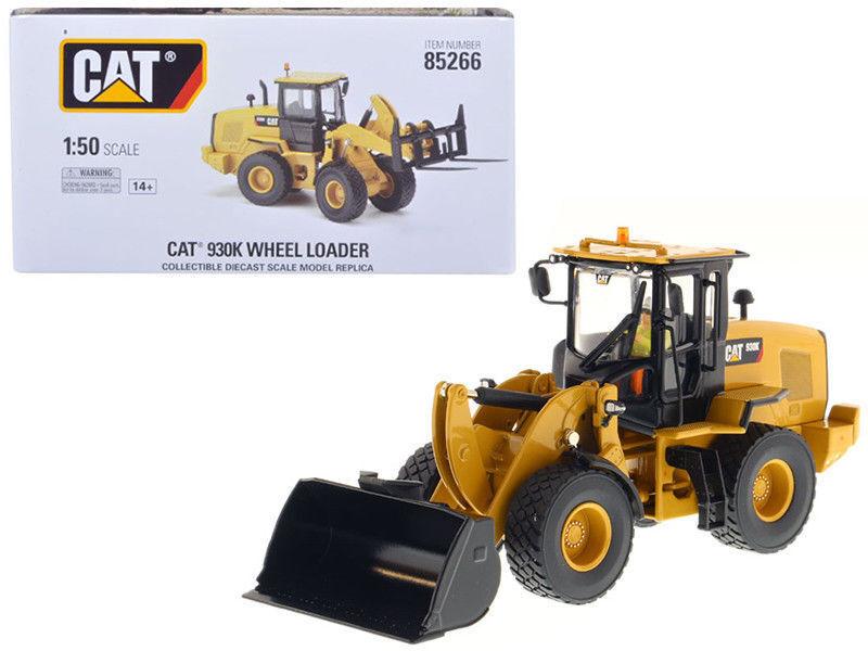 Caterpillar 1 50 85266 Wheel Loader 930K Vehicle Car Forklift Alloy Diecast Mode