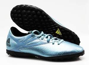 Details zu adidas Fußballschuhe Multinocken Messi 15.4 TF B32900 matt ice (66) Gr. 45 13