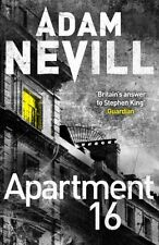 ADAM NEVILL ___ APARTMENT 16 ___ BRAND NEW ___ UK FREEPOST