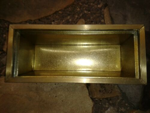 Balcony Box Planter Pot 40 cm Gunmetal 5 x Heissner Planter small