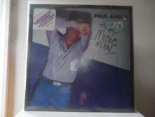 "PAUL ANKA - MR. MUSIC MAN - UA RECORDS-LA-746-H - ""SEALED"""