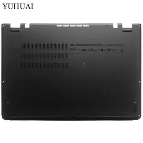 New for Lenovo ThinkPad S1 S240 Yoga Laptop Bottom Case Base Cover black