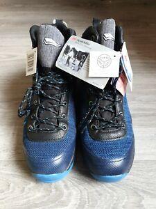 Crivit Airstream Waterproof Hiking Walking Boots UK Size 5 EU 38 Reflective