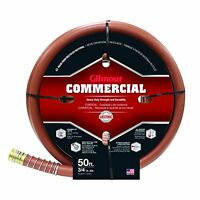 Gilmour Pro Commercial Hose 50 Feet, New, Free Shipping on sale