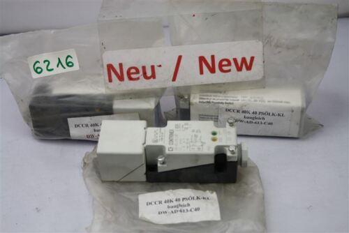 Contrinex dw-ad-613-c40 concettualizza sensore dwad 613c40 SENSORE PROSSIMITA