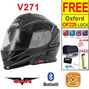 Vcan-V271-Blinc-Bluetooth-5-Flip-Front-ACU-Motorbike-Helmet-Motorcycle-Lighting
