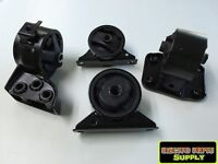 Engine Mount Set Mirage 93-96 1.8l Automatic 4pcs