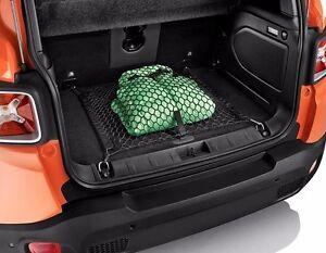 07 16 Jeep Compass Patriot Renegade New Rear Storage Cargo