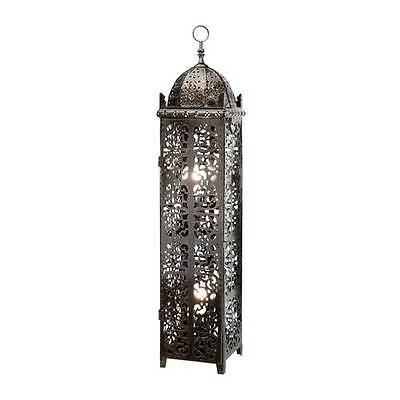 Floor Lamp Stunning Moroccan Style Cutwork Antique Style  Brand New