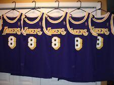 Los Angeles LA Lakers Kobe Bryant Authentic Rookie jersey sz 54 2XL XXL NEW USA