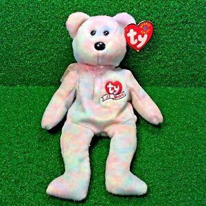d882fa99090 Ty Beanie Baby Celebrate The Ty 15 Year Anniversary Bear 2001 ...
