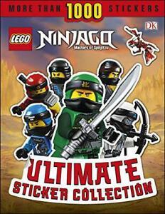 NEUF vide Lego Ninjago Movie Sticker Album