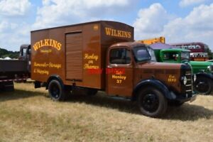 PHOTO-BEDFORD-LORRY-WILKINS-OF-HENLEY-LORRY-WOODCOTE