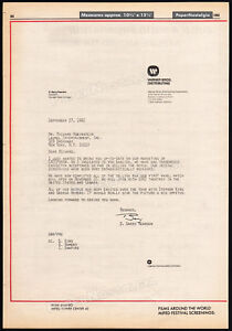 CREEPSHOW-Original-1982-Trade-AD-promo-Warner-Bros-Open-Letter-ROMERO-KING