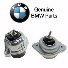 For BMW X3 E83 2007-2010 Left /& Right Engine /& Transmission Mounts Genuine KIT