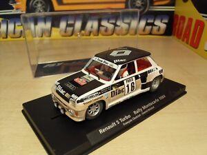 A-1206 Renault 5 Turbo 'rally Montecarlo 1984' - Tout neuf dans la boîte