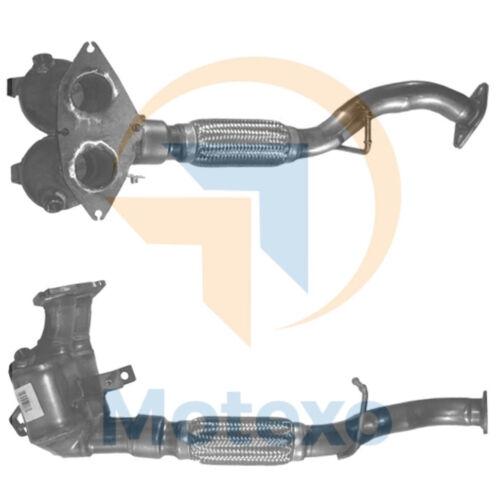 BM91059 Exhaust Petrol Catalytic Converter +Fitting Kit +2yr Warranty