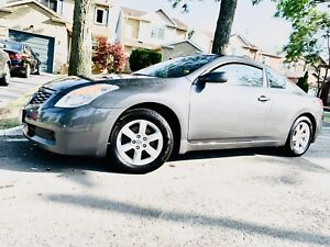 2008 Nissan Altima coupe 6speed