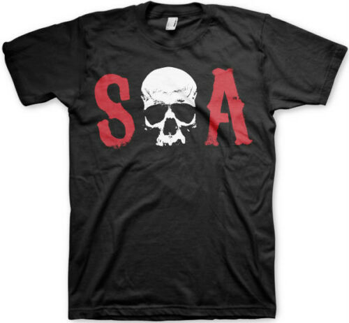 SCARFACE ROUGH  T-Shirt  camiseta cotton officially licensed