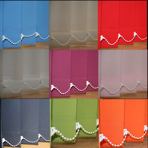 Cheapest-Vertical-Blinds-Various-Colours-Made-To-Measure-Headrails-amp-Slats