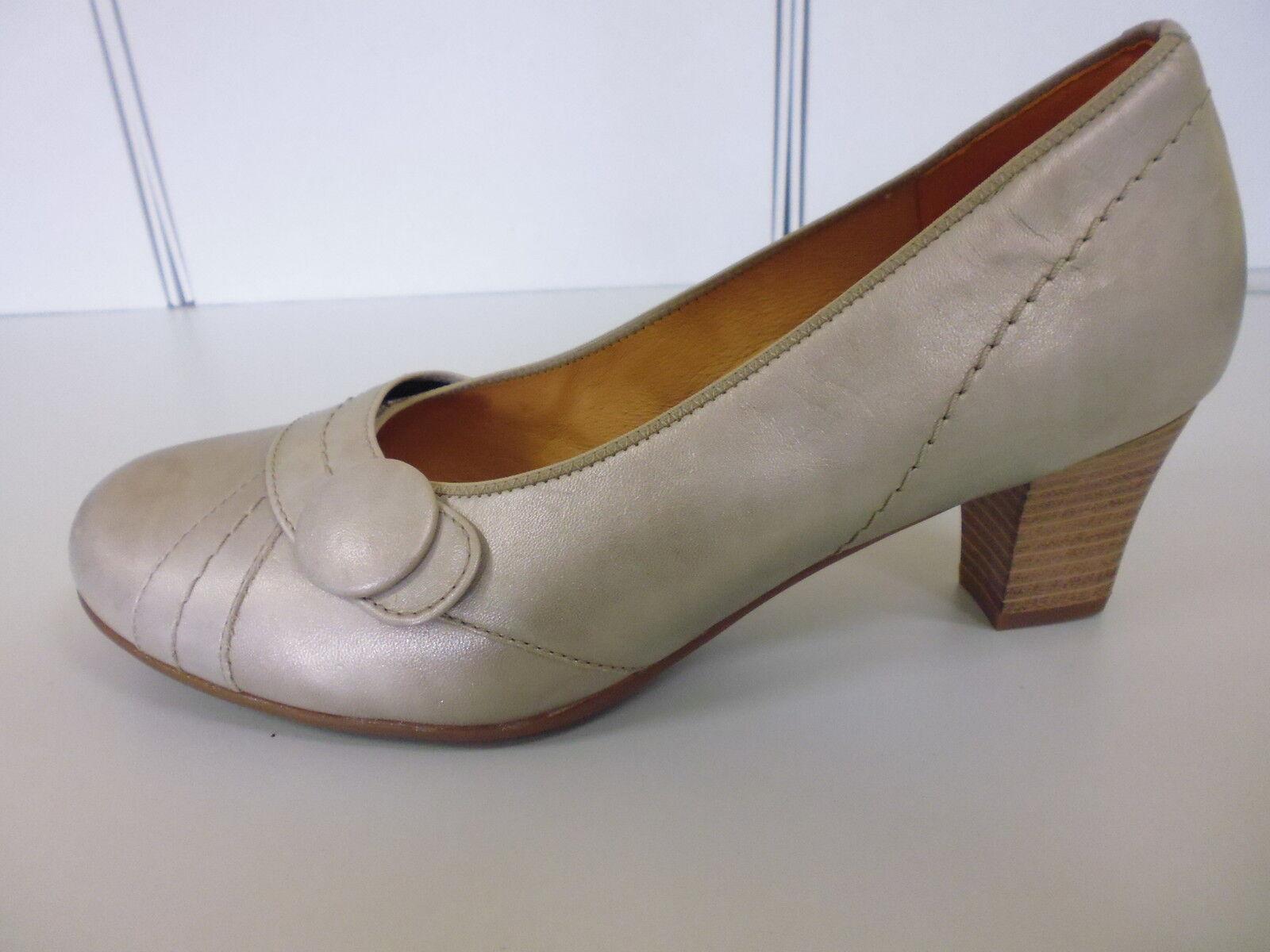 Gran descuento Zapatos señora zapatos mocasines pumps cuero de Theresia Naot (5,5) WH