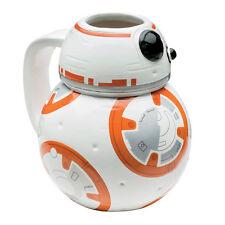 BB-8 Ceramic Sculpted Mug - Star Wars: The Force Awakens - Microwave Safe 16 oz.
