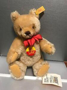 Steiff-Teddy-Bear-001208-Masked-Bear-Approx-26-Cm-Top-Condition