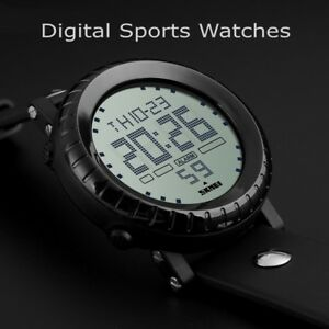 Mens-WATERPROOF-Digital-Sports-Watch-Army-Military-Fashion-LED-Water-Resistant