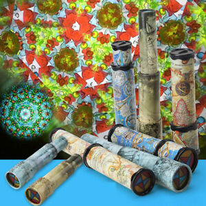 27cm-3-Section-Rotatable-Kaleidoscope-Toys-Kids-Educational-Science-Toy-Gift-USA