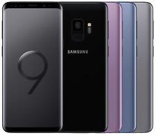 "Samsung Galaxy S9 SM-G9600 Dual Sim (FACTORY UNLOCKED) 5.8"" QHD 64GB 4GB RAM"