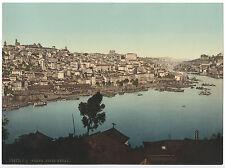 P.Z. PORTO Portugal Vintage photochromie photochrome ca 1880