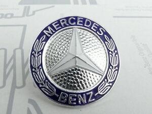 Details about Genuine Mercedes grille repair set with emblem / badge for  W126 models NOS!