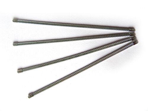 20,25,30,40 cm Korsettstab Fischbein Miederstange Stäbchenband Stab 5 mm
