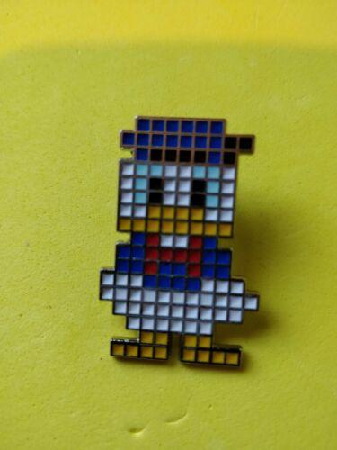 27 .Disney trade pin Donald cross stitch COMBINE THE P/&P