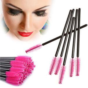 Disposable-Eyelash-Make-up-Brush-Mascara-Wands-Curel-Extension-Applicator-Tool-U