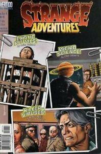 Strange-Adventures-1999-Ltd-1-como-Nuevo-NM-Dc-Vertigo-Edad-Moderna-Comics