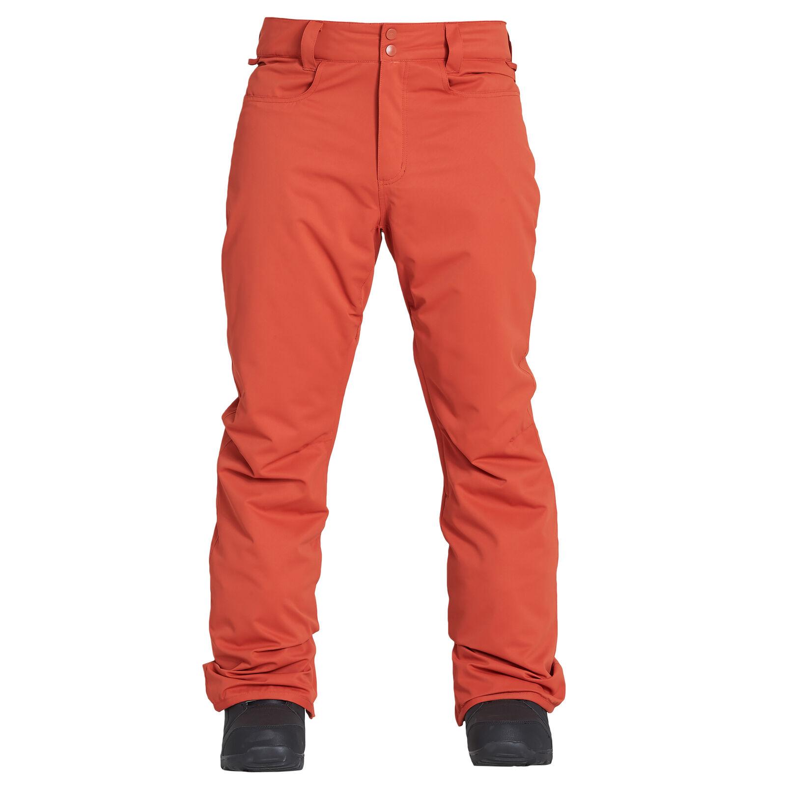 Billabong Mens Outsider Ski Snow Pants Magma