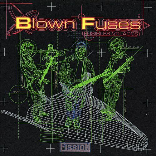 BLOWNFUSES - FISSION NEW CD