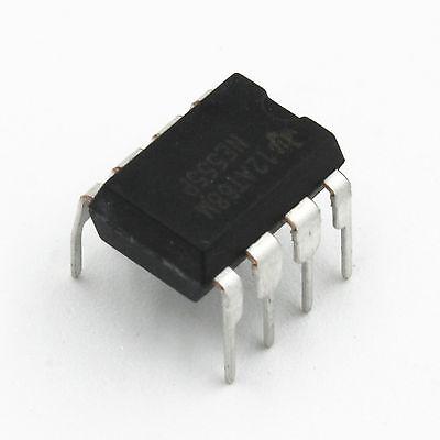 10PCS NE555 DIP-8 SINGLE BIPOLAR TIMERS IC