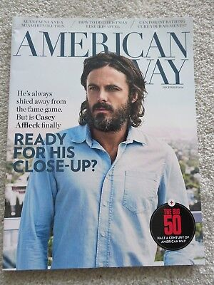 American Airlines American Way Inflight Magazine December