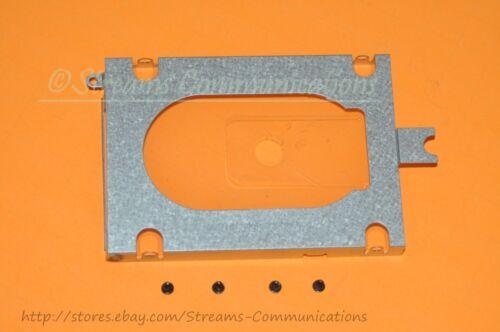 "TOSHIBA Satellite C655 C655D-S5529 15.6/"" Laptop HDD Hard Drive Caddy w// Screws"